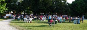 Guinguette au Parc de Lons @ Parc des Bains LONS-le-SAUNIER