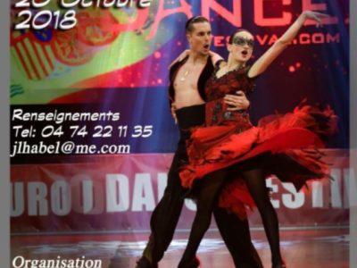 Grand Mondial de Danses Latines et Standards