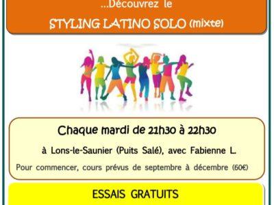 Styling Latino Solo (mixte)